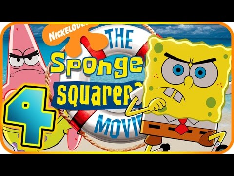 the spongebob squarepants movie walkthrough part 4 ps2