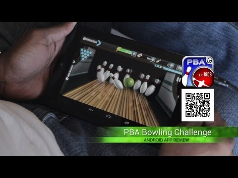 PBA Bowling Challenge (Video App Review)