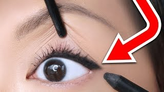 The ONE TRICK That Will Change How You Apply Eyeliner!