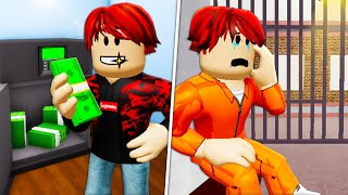 Spoiled Child Steals From Their Best Friend.. He Instantly Regrets It! A Roblox Movie (Story)