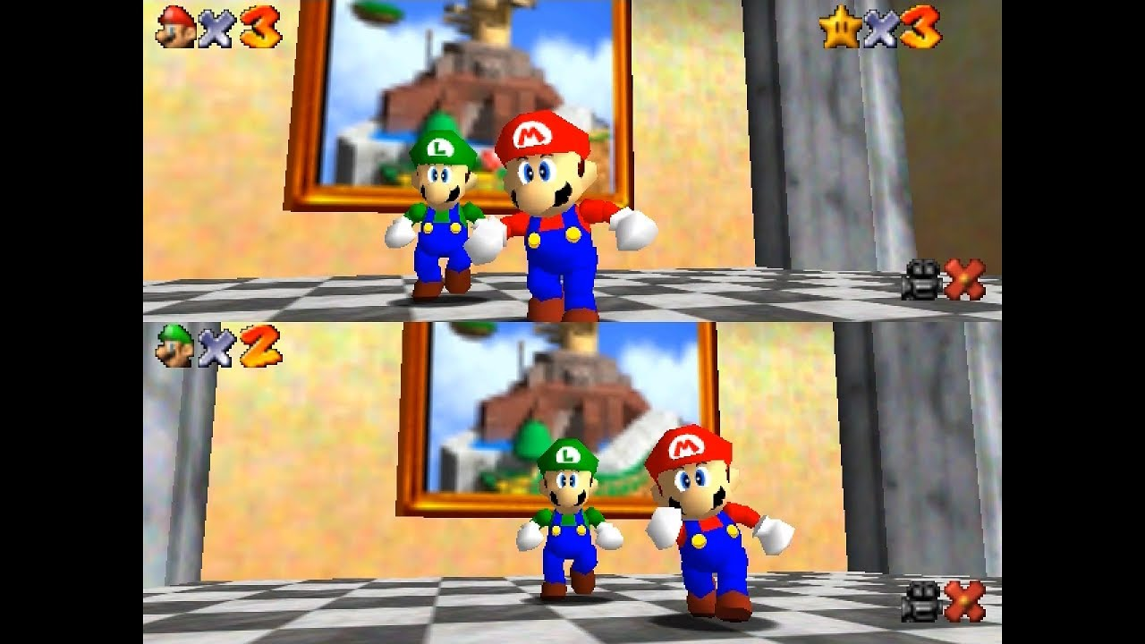 Mario and luigi games online 2 player hollywood casino st louis mo storm damage