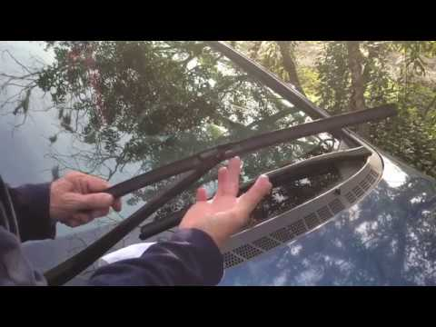 2007 Honda Civic Wiper Insert Replacement