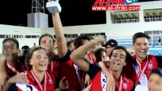 الافريقي يتحصل على كاس تونس لكرة الماء اواسط - روبرتاج خاص