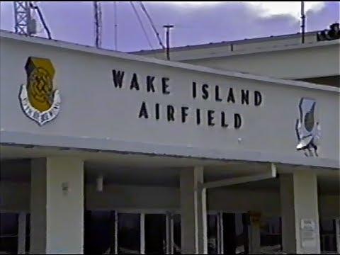 Wake Island Tour