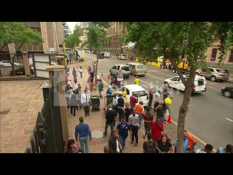 SOUTH AFRICA:PISTORIUS LEAVING COURT