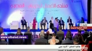سفيرنا الأسبق بالبحرين: مصر تسهم في حماية أمن الخليج العربي.. فيديو
