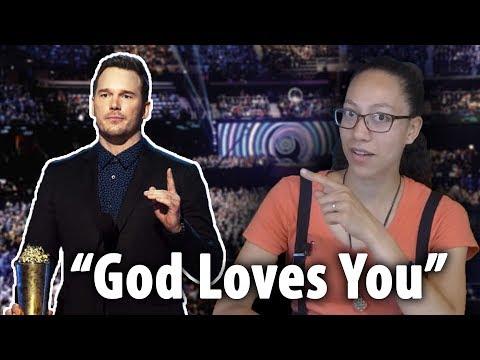 Chris Pratt Shares God's Love at MTV Awards | Catholic Social Media News