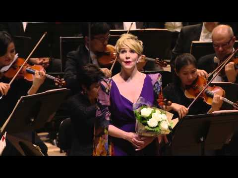 Joyce DiDonato - Richard Strauss - Morgen