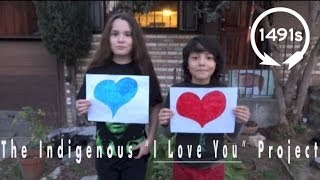 Indigenous Love Words Project