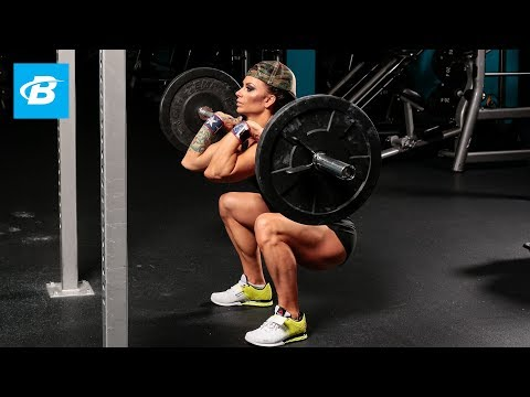 How To Do Barbell Thrusters | Exercise Guide