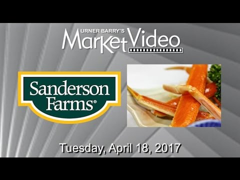 Sanderson Farms & House of Raeford Processing Agreement; Gulf of St. Lawrence Snow Crab Quota