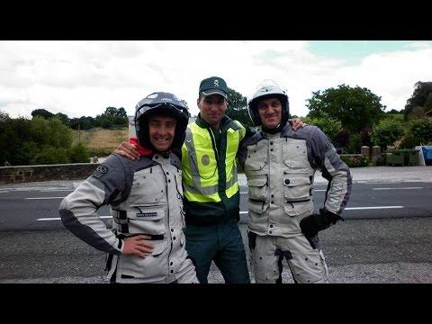 SPAGNA E PORTOGALLO TEAM CIP&CIOP bmw motorrad