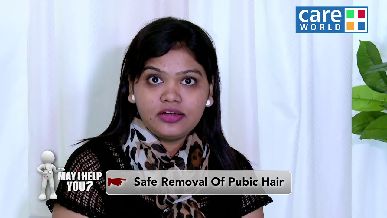 How to Remove Your Pubic Hair at Home  Safe Removal of Pubic Hair - Dr.  Charmi Thakker Deshmukh