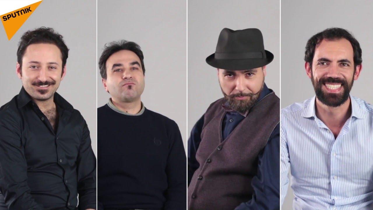 What Do Italian Men Say About Russian Women - Youtube