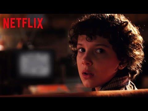 Con Stranger Things Soy Feliz | Netflix
