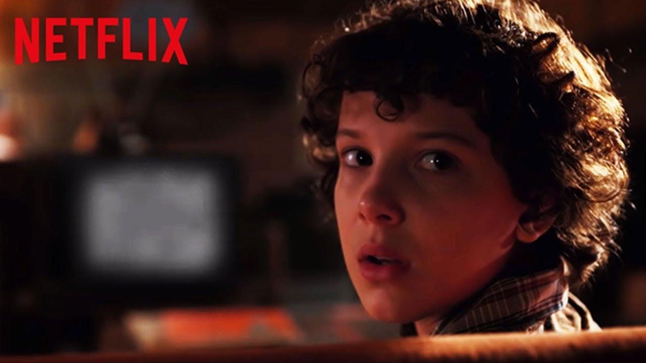 Con Stranger Things Soy Feliz Netflix Youtube