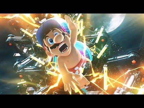 INIKAH KOTA SESUNGGUHNYA ? - Super Mario Odyssey Indonesia #8