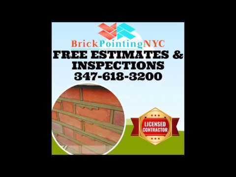 Brick Pointing Contractor Brooklyn NY