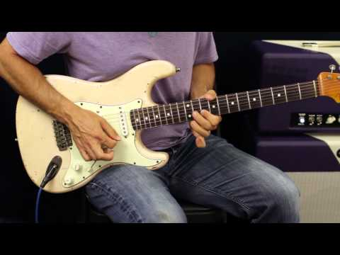 Pentatonic Soloing - Shifting Positions - How To Solo - Guitar Lesson