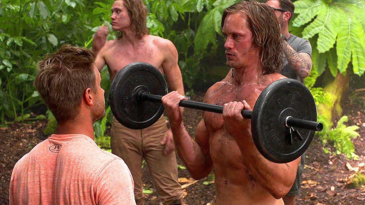 Alexander Skarsgård's Tarzan Training Regime