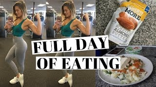 WHAT I EAT IN A DAY | Healthy Meals