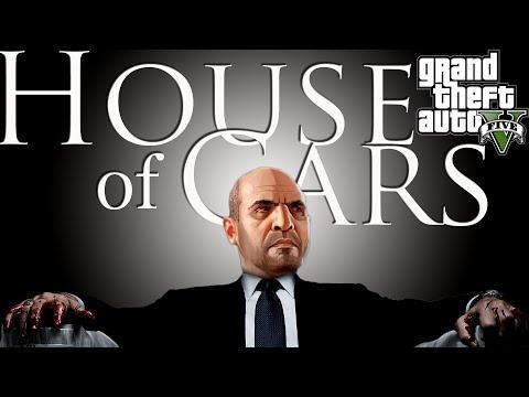 House of Cars | GTA 5 PC Cinematic (GTA V Machinima) Rockstar Editor Ultra Quality