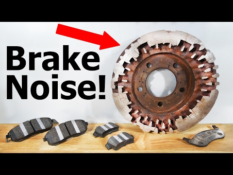 Thumbnail: How to Stop Your Brakes from Squeaking