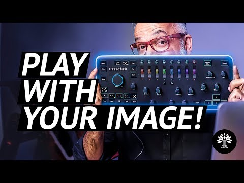LOUPEDECK - An innovative way to EDIT in Light Room.