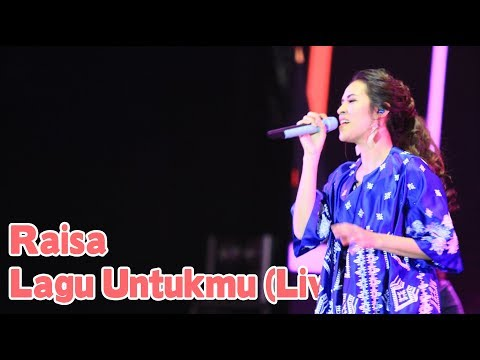 Raisa - Lagu Untukmu (Live)