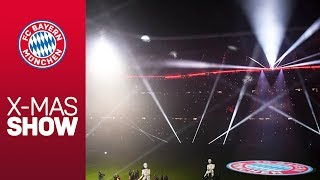 FC Bayern Christmas Show after Last Home Match 2018!