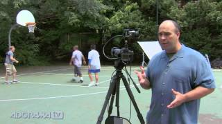 Frame Rate and Size: Ep 120: DSLR | Video Skills with Rich Harrington: Adorama Photography TV