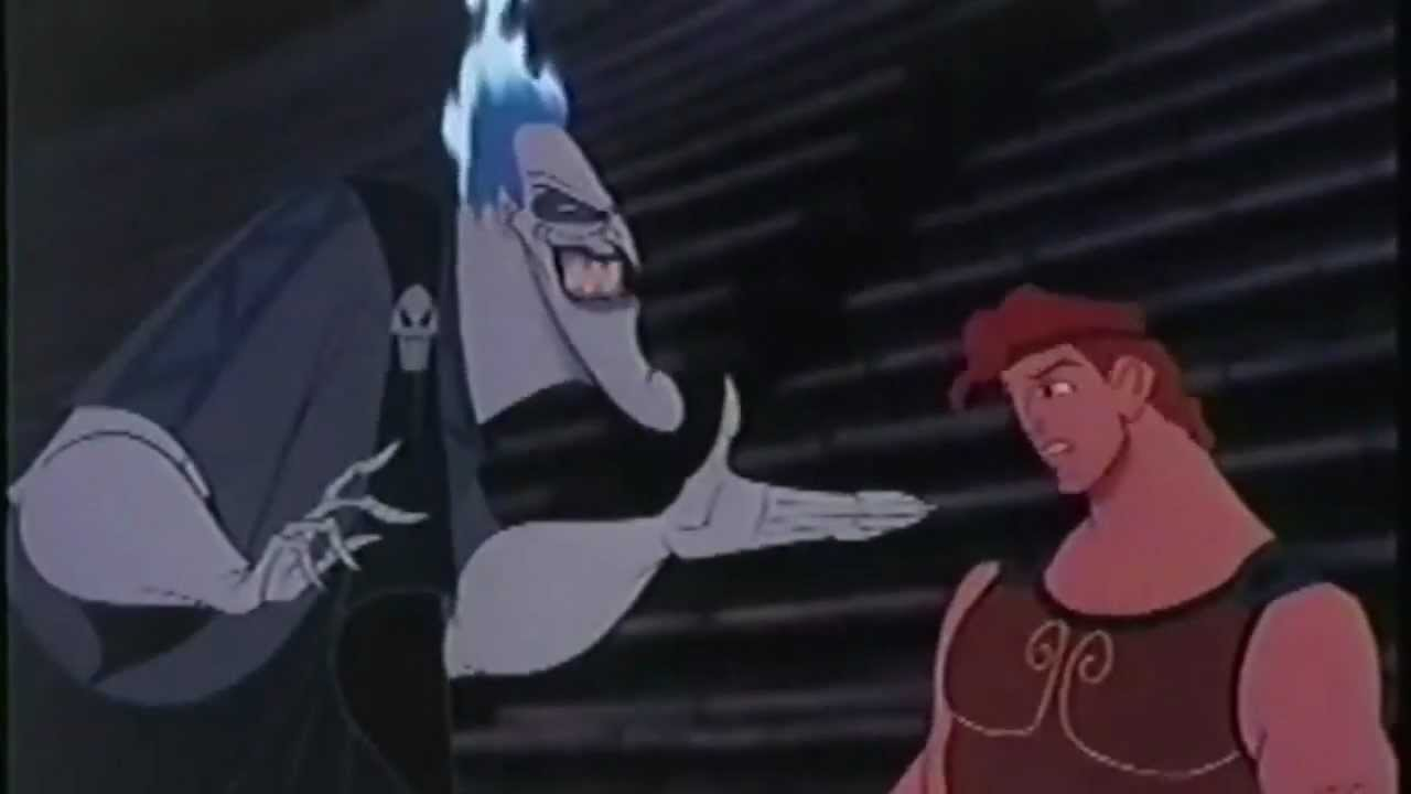 Hercules - Official Trailer 1997 [HD] - YouTube