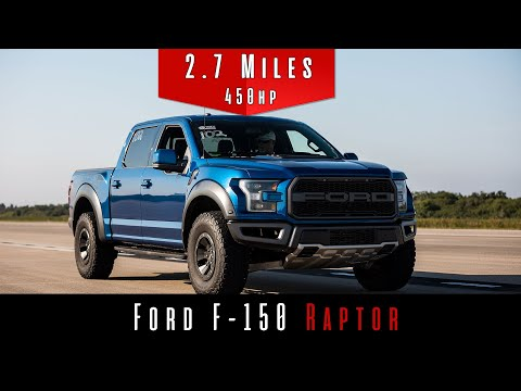 2019 Ford F-150 Raptor | Stock | (Top Speed Test)