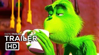 THE GRINCH Official Trailer (2018) Benedict Cumberbatch Animated Movie HD