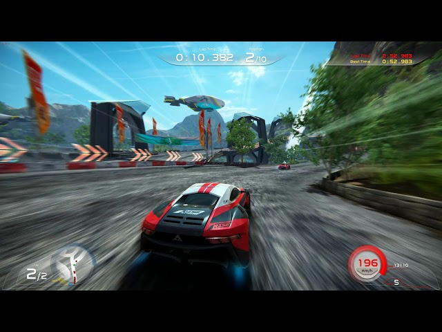 Rise: Race The Future PC gameplay - Feel the need for speed