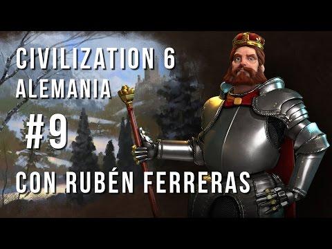Civilization 6 | Alemania: Barbarroja #9 | Epic Petada