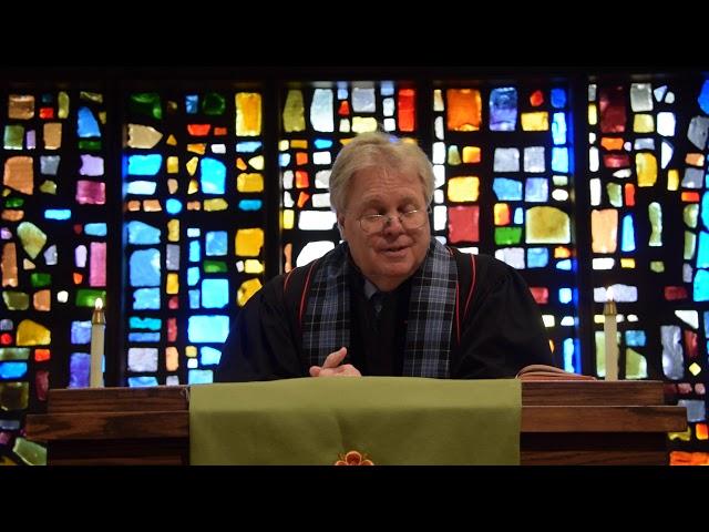 Worship Service January 17th