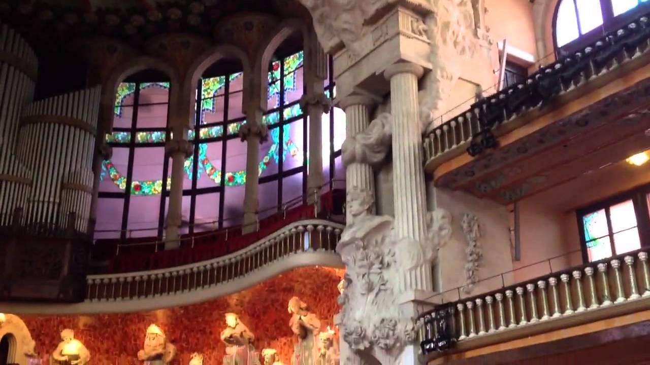 Paula De La Musica Catalana Youtube