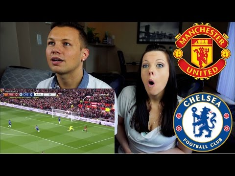Manchester United vs Chelsea 2-0 – All Goals & Extended Highlights Reaction!!!