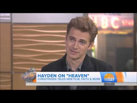 Hayden Christensen  90 Minutes in Heaven