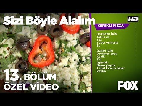 Kepekli Pizza...Sizi Böyle Alalım 13. Bölüm