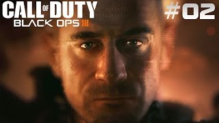 Call of Duty: Black Ops 3 #02 - Der wahre Krieger! - Let's Play Deutsch HD