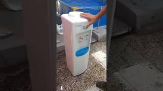 como lavar dispenser frio calor parte 1