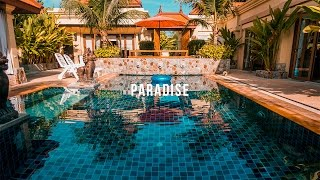 WE GOT A PRIVATE VILLA - PHUKET THAILAND