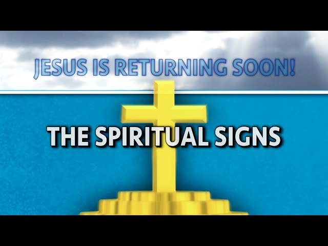 Jesus is Returning Soon, Part 2