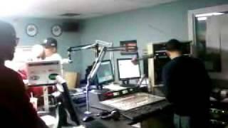 """K"" From K.N.Y & GLENIEL JAMMIN 107.7 NOCHES LATINA RADIO SHOW CON DJ LEO JUNNY & CLAUDIO EL JEFE"