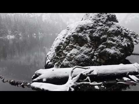 Lake Angeles Olympic National Park Winter Snow, Kaiyote Tours
