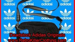 Retro Killer Clothing Adidas Originals Deadstock Clothing & Footwear September 2008