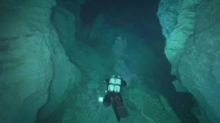 Погружения в Ординской пещере. 15.04.2017. В рамках проекта