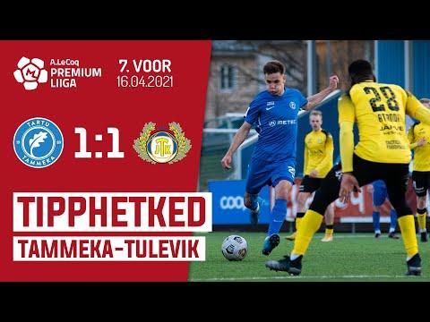 Tammeka Tartu Tulevik Goals And Highlights